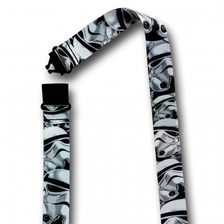 Star Wars Stormtrooper Lanyard