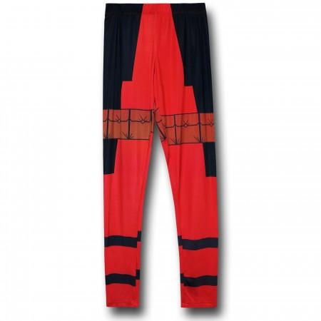 Deadpool Costume Women's Leggings