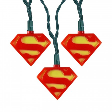 Superman Symbols Light Set