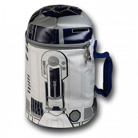 Star Wars R2D2 Soft Lunch Box w/Lights & Sound