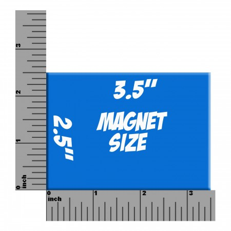 Avengers Classic Rubble Magnet