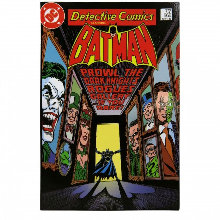 Batman Rogues Gallery Magnet