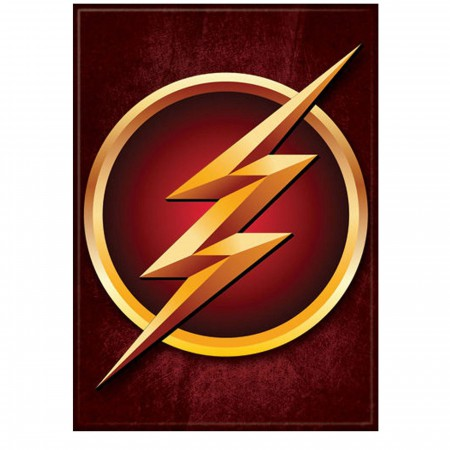 Flash TV Series Symbol Magnet