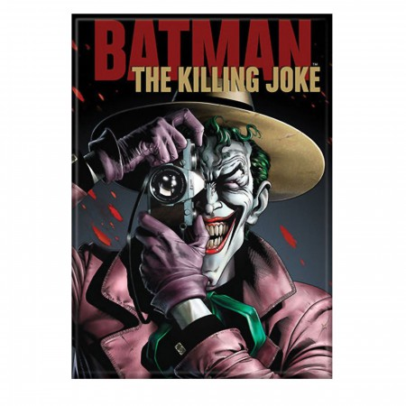 Joker Killing Joke Magnet