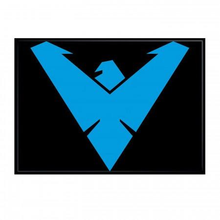 Nightwing Symbol Magnet