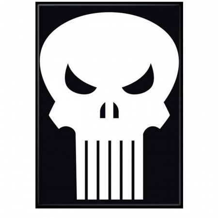 Punisher Symbol Magnet