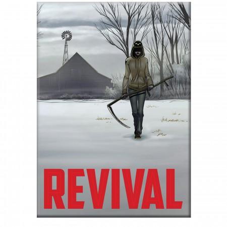 Revival Em Scythe Magnet