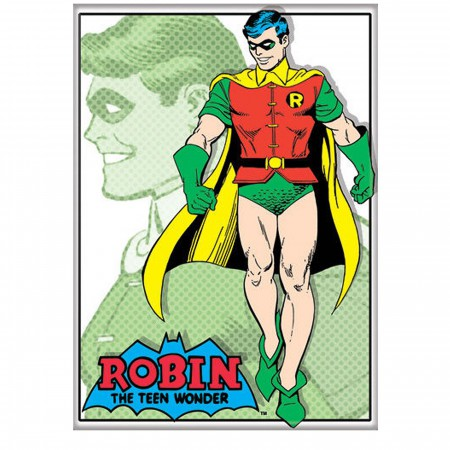 Robin the Teen Wonder Magnet