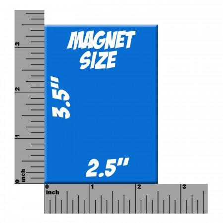 S.H.I.E.L.D. Symbol Magnet