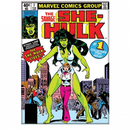 Savage She-Hulk #1 Magnet