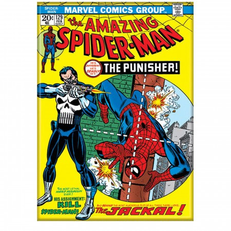 Amazing Spider-Man #129 Cover Magnet
