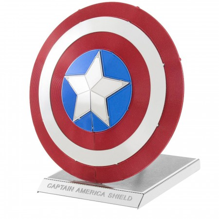 Captain America Shield Metal Earth Model Kit