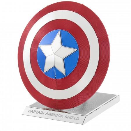 Captain America Shield Metal Earth Model Kit