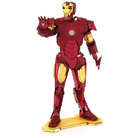 Iron Man Metal Earth Model Kit