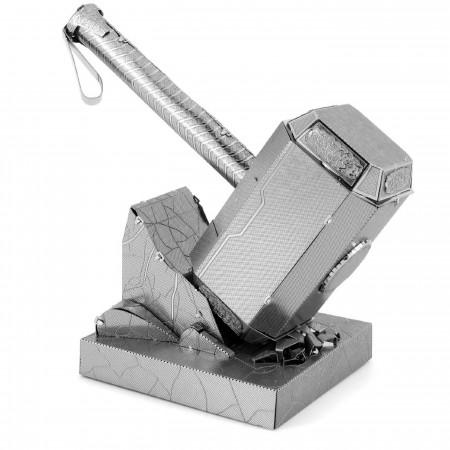 Thor Mjolnir Metal Earth Model Kit