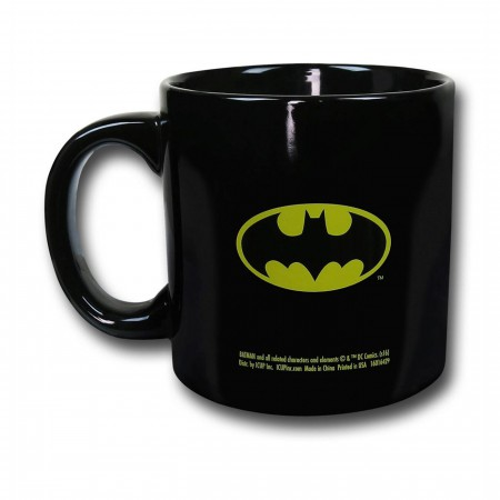 Batman Only Date Knights Mug