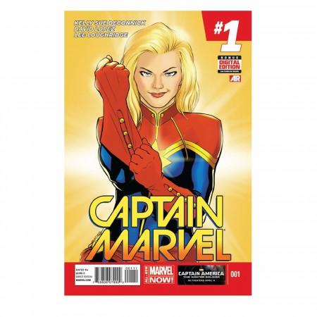 Captain Marvel Carol Danvers Mug