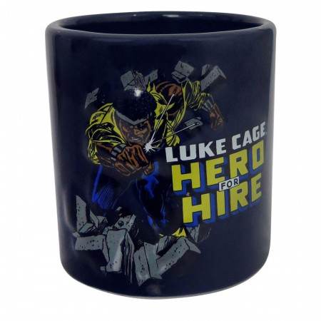 Luke Cage Hero for Hire Mug