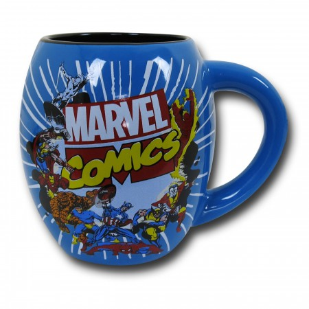 Marvel Comics Group Barrel Mug