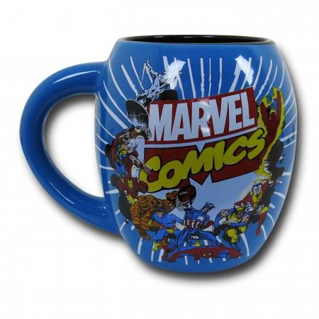 Marvel Comics Group Barrel Mug