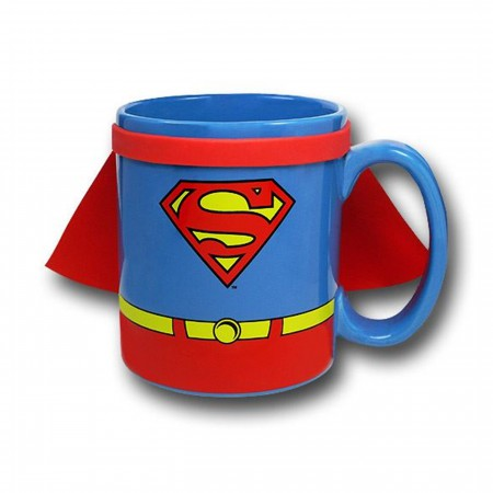 Superman Big Caped Mug