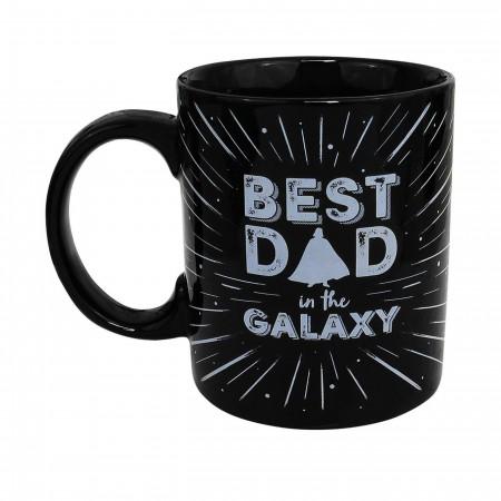 Star Wars Darth Vader Best Dad Mug