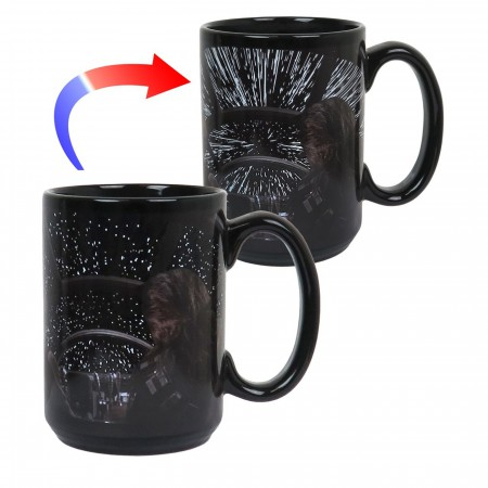 Star Wars Millennium Falcon 15oz Color Change Mug