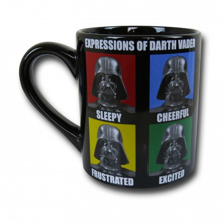 Star Wars Express Yourself Vader Mug
