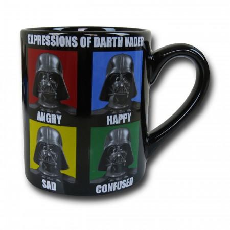 Star Wars Express Yourself Vader Mug