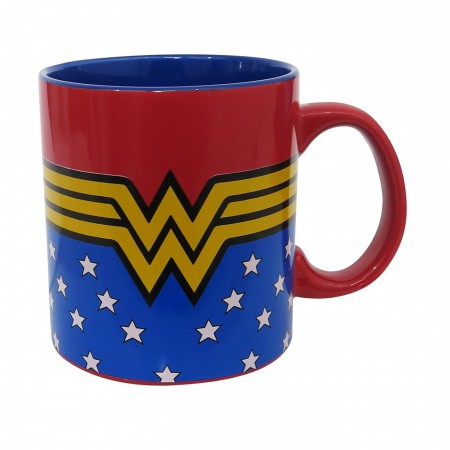 Wonder Woman Classic Costume 20oz Mug