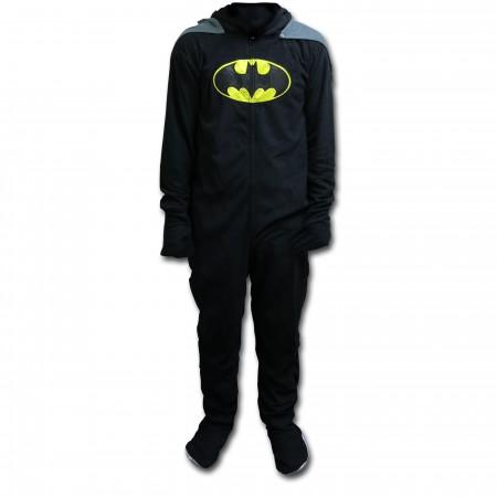 Batman Union Suit Pajamas