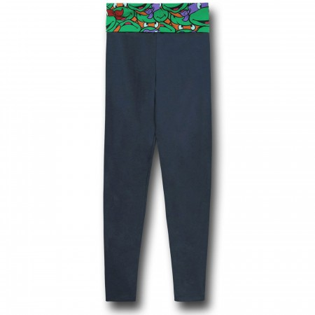 TMNT Heads Yoga Pants