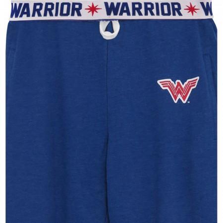 Wonder Woman Warrior Women's Jogging Pants