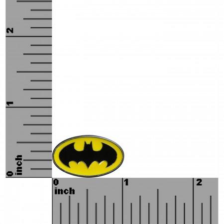 Batman Symbol Colored Lapel Pin