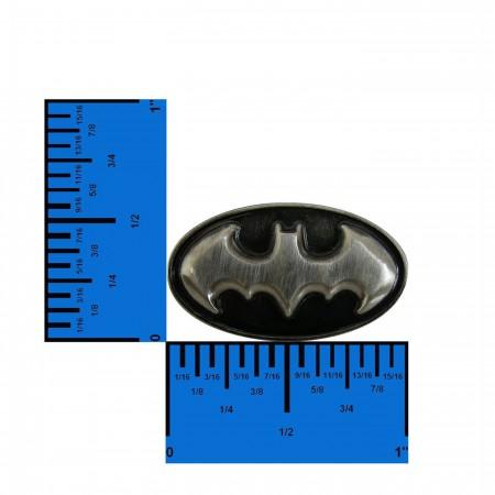 Batman Symbol Pewter Lapel Pin