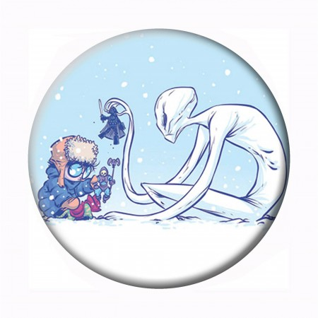 Revival Snow Day Button