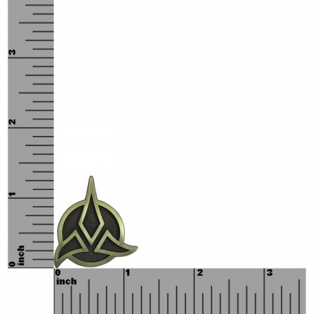 Star Trek Klingon Lapel Pin