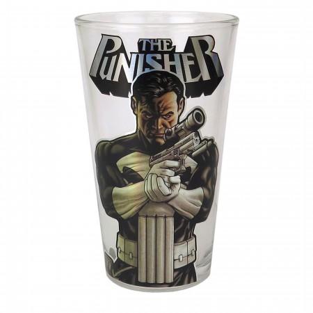 Marvel Antihero Pint Glass 4-Pack