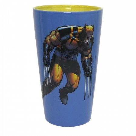 Wolverine Battle Ready Pint Glass