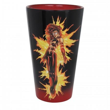 X-Men Dark Phoenix Pint Glass