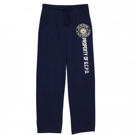 Batman Property of GCPD Unisex Pajama Pants