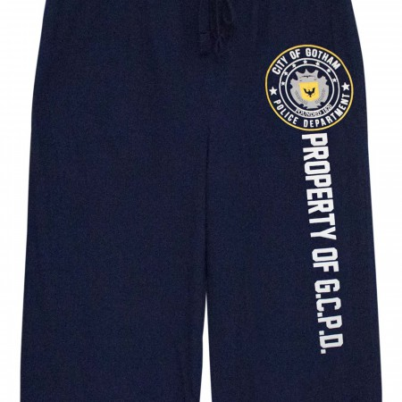 Batman Property of GCPD Unisex Pajama Pants