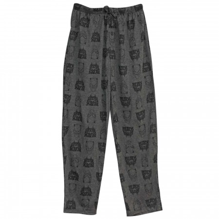 Black PantherT'Challa Tech Men's Pajama Pants