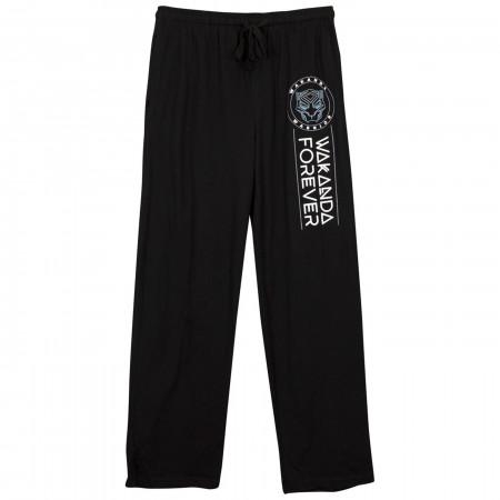 Black Panther Wakanda Forever Unisex Pajama Pants