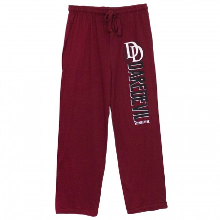 Daredevil Without Fear Unisex Pajama Pants
