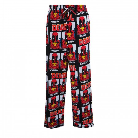 Deadpool Deadfood Men's Pajama Pants