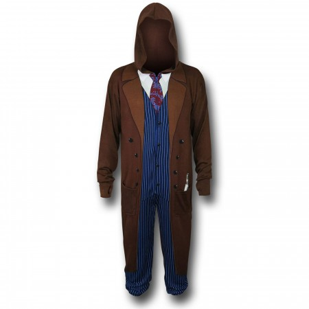 Doctor Who Union Suit
