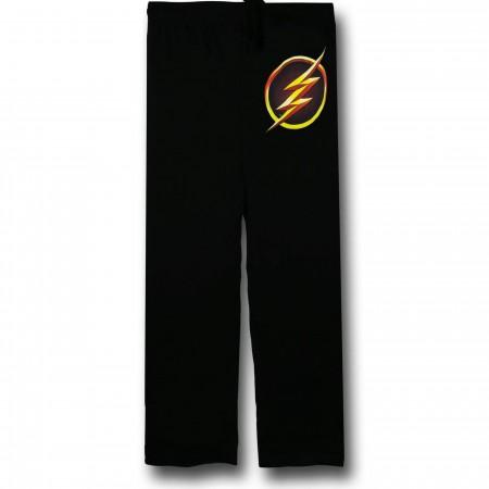 Flash TV Series Symbol Sleep Pants