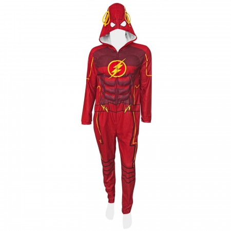 Flash TV Series Costume Union Suit