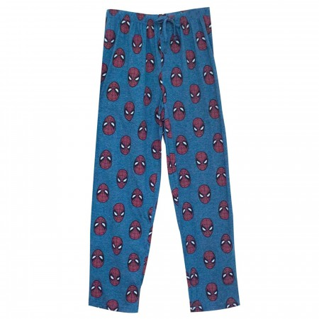 Spider-Man Spidey Heads Pajama Pants